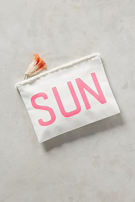 Slide View: 1: Sun Pouch