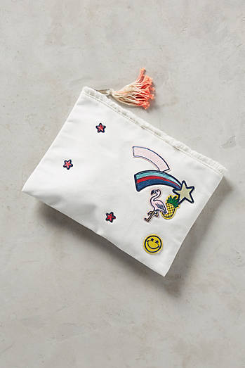 Playful Patches Pouch
