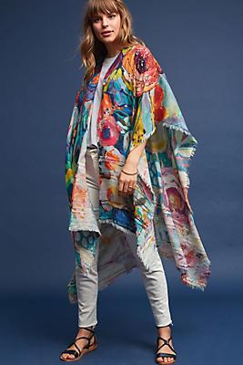 Slide View: 1: Sprightly Kimono