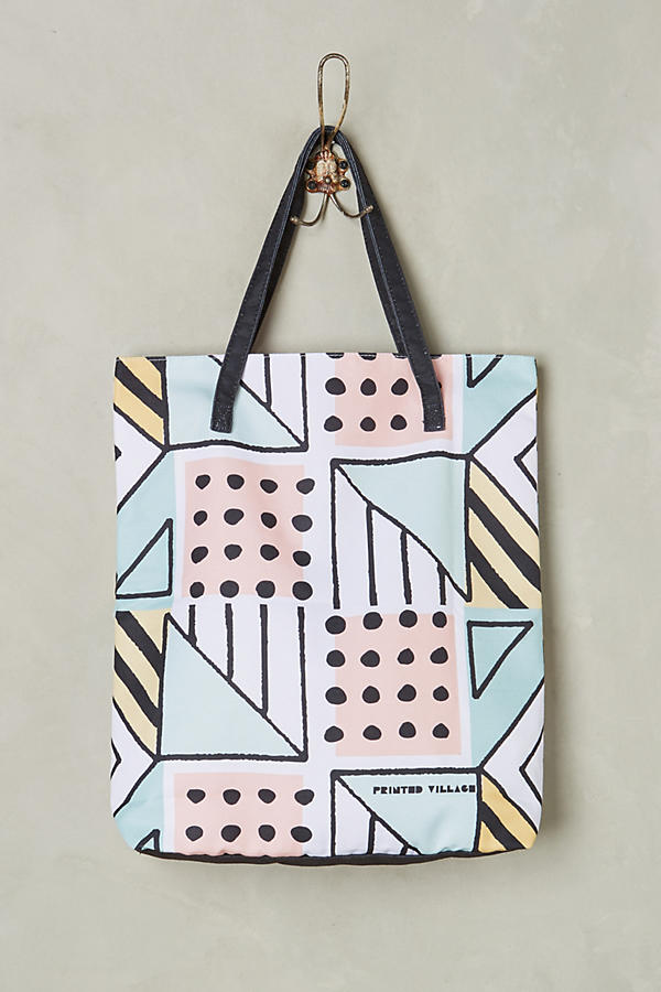 Slide View: 2: Soft Pop Tote Bag