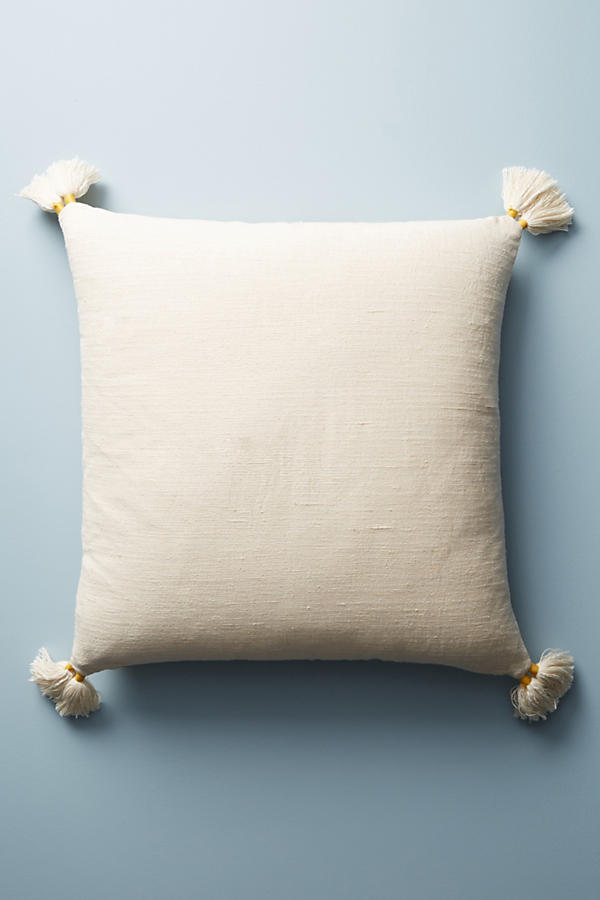 Slide View: 2: Tufted Amal Pillow