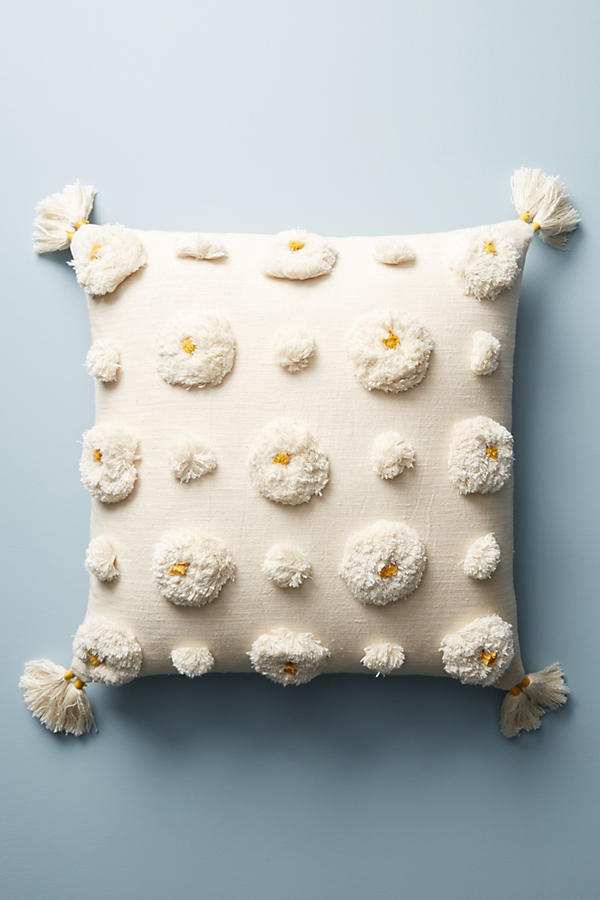 Slide View: 1: Tufted Amal Pillow