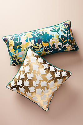 Slide View: 4: Cassie Byrnes Melbourne Pillow
