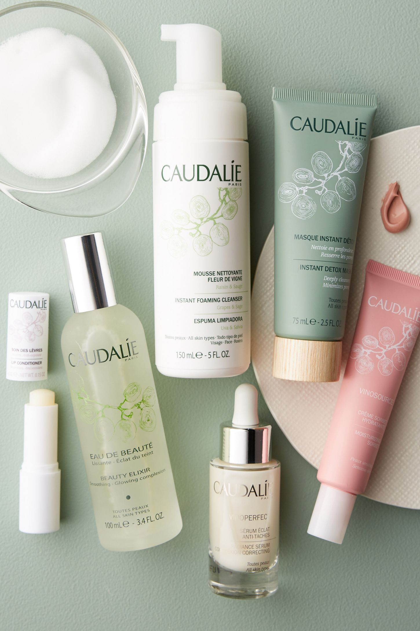 Instant Foaming Cleanser by Caudalie