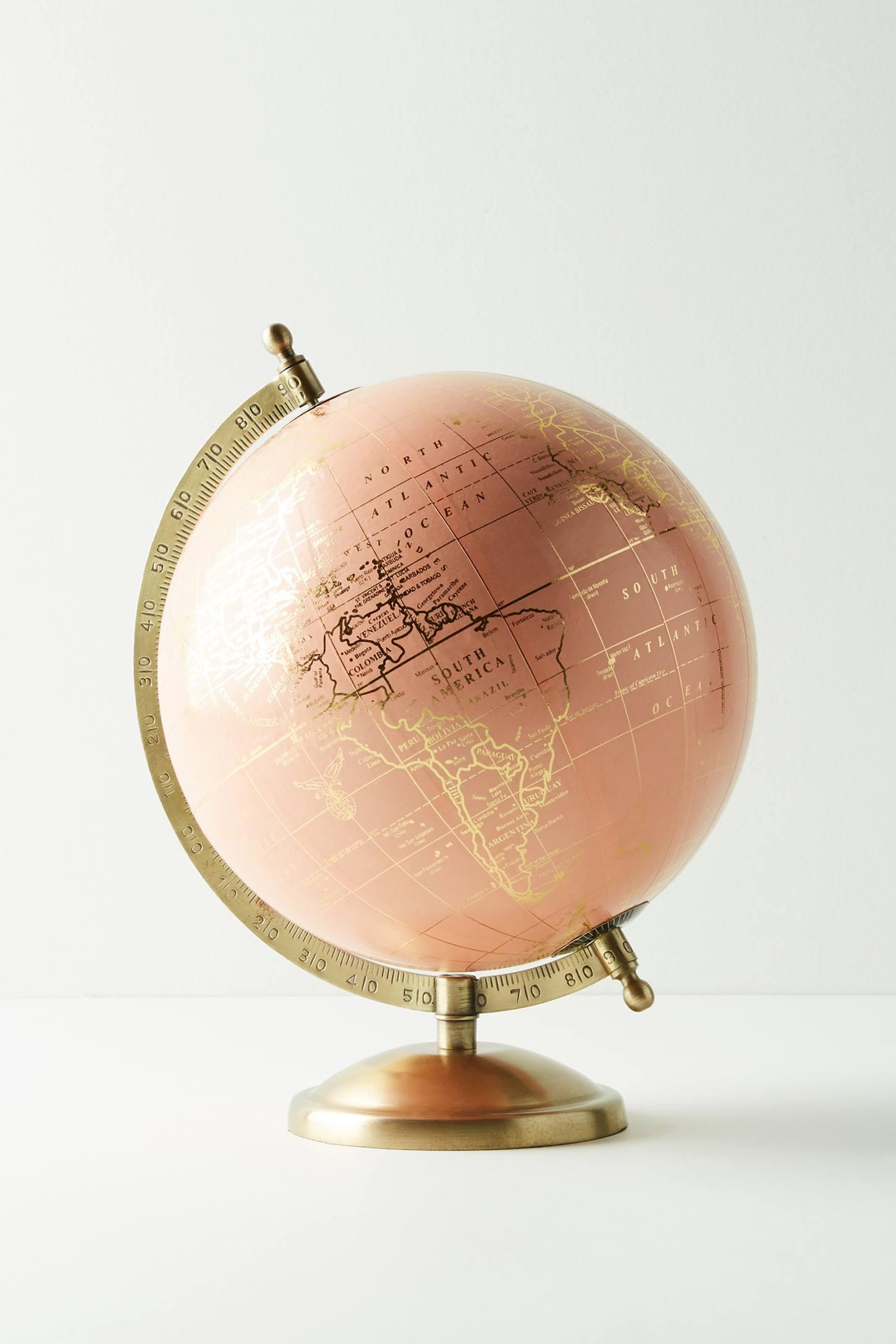 Dekorativer Globus Anthropologie De