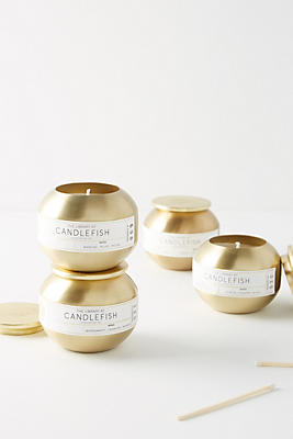 Slide View: 2: Candlefish Candle Tin