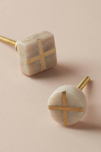 intersection knob - Decorative Cabinet Knobs