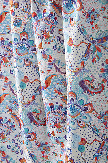 Slide View: 2: Liberty for Anthropologie Grand Bazaar Dish Towel