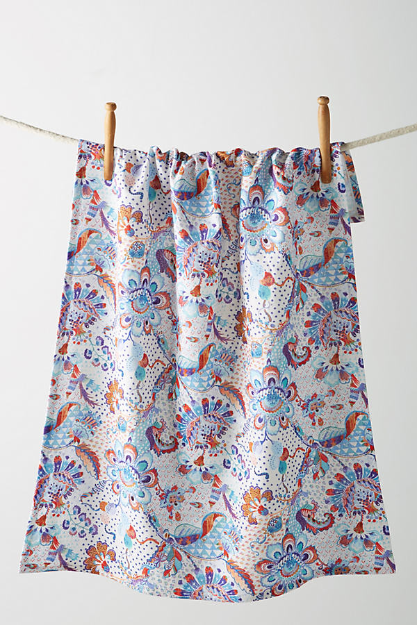 Liberty for Anthropologie Grand Bazaar Apron - A/s, Size Adult