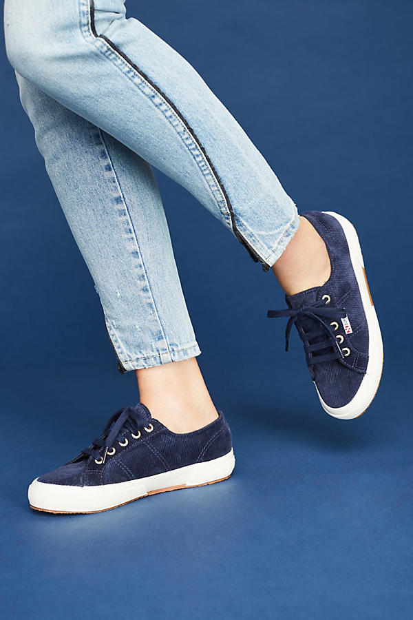 Slide View: 4: Superga Corduroy Sneakers