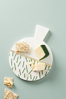 Slide View: 1: Duo Inlay Cheese Board