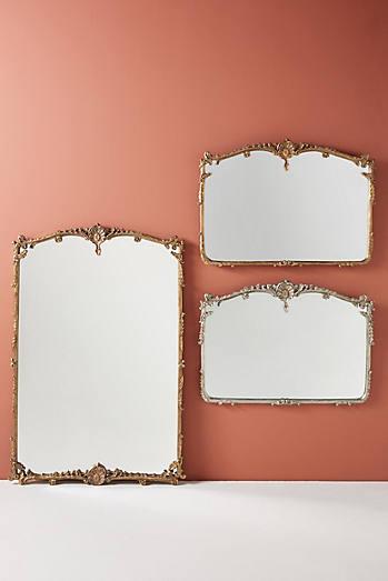 Decorative Mirrors Vintage Mirrors Anthropologie