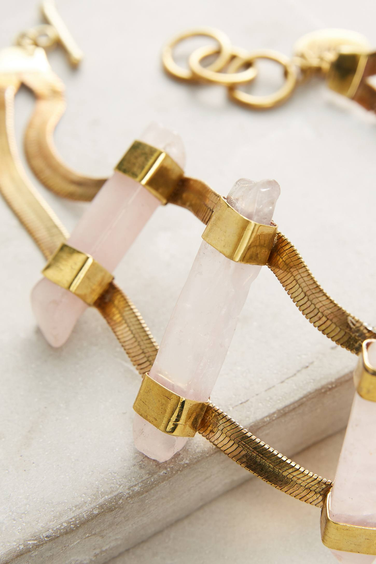 Slide View: 2: Venetia Choker Necklace