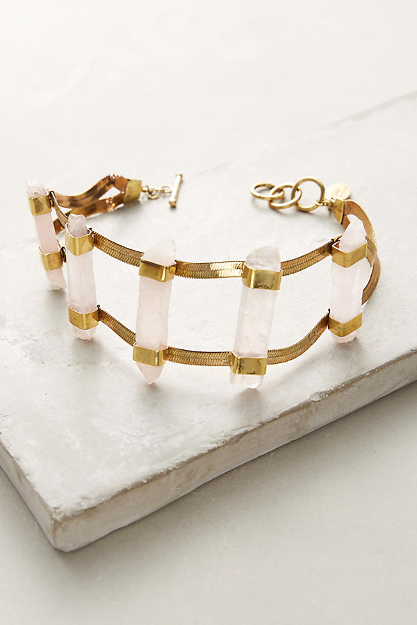 Slide View: 1: Venetia Choker Necklace