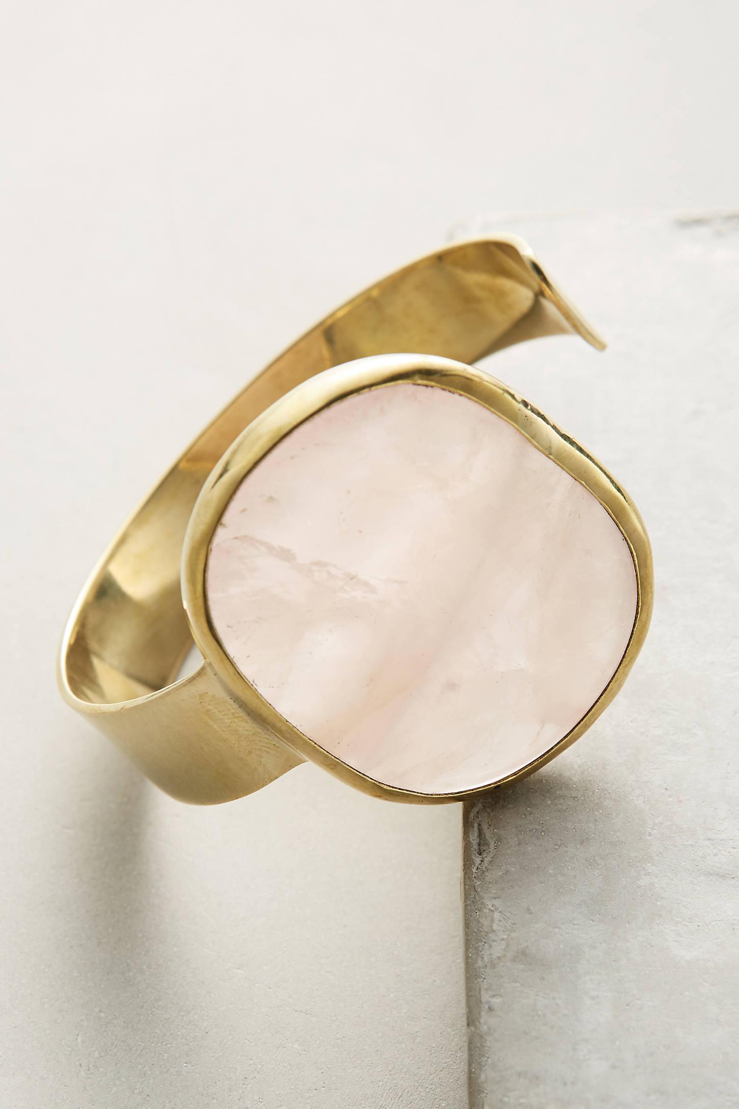 Seastone Cuff Bracelet