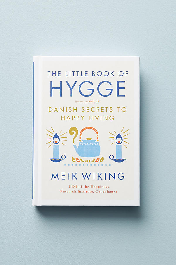 Slide View: 1: The Little Book Of Hygge