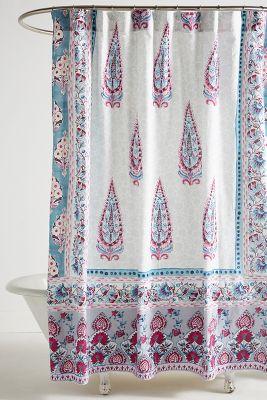 Meze Shower Curtain