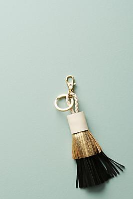 Slide View: 1: Wynne Tassel Keychain