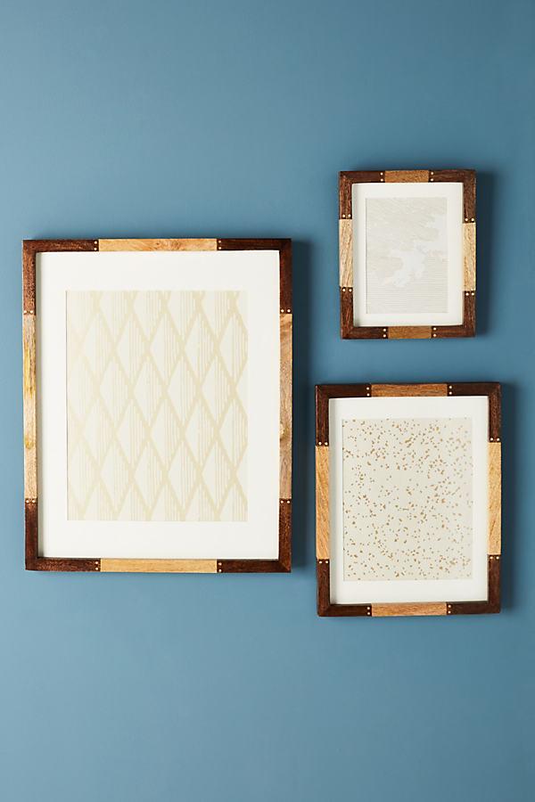 Someries Frame - Neutral Motif, Size 8 X 10
