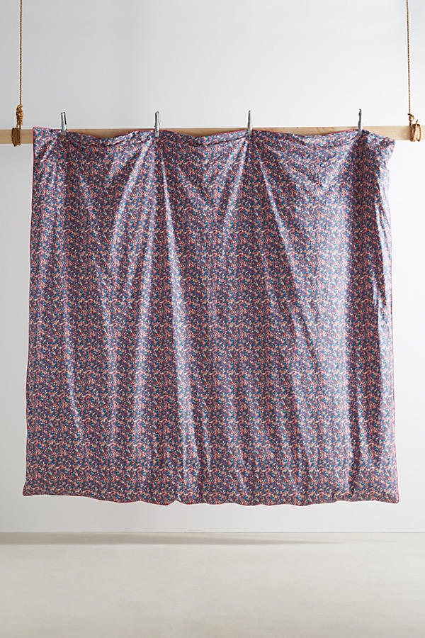 Slide View: 3: Liberty for Anthropologie Wiltshire Berry Duvet Cover