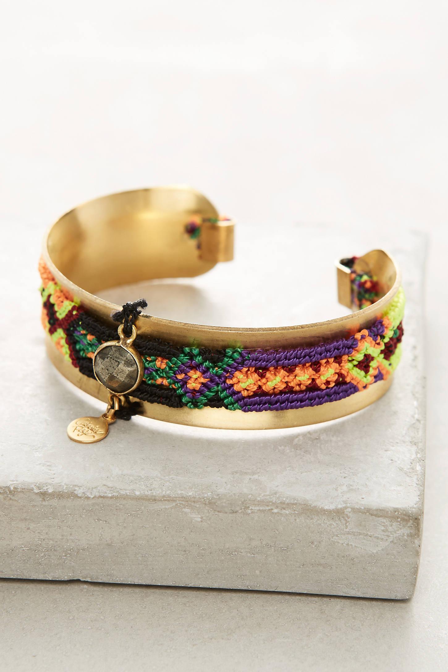 Zocalo Bracelet