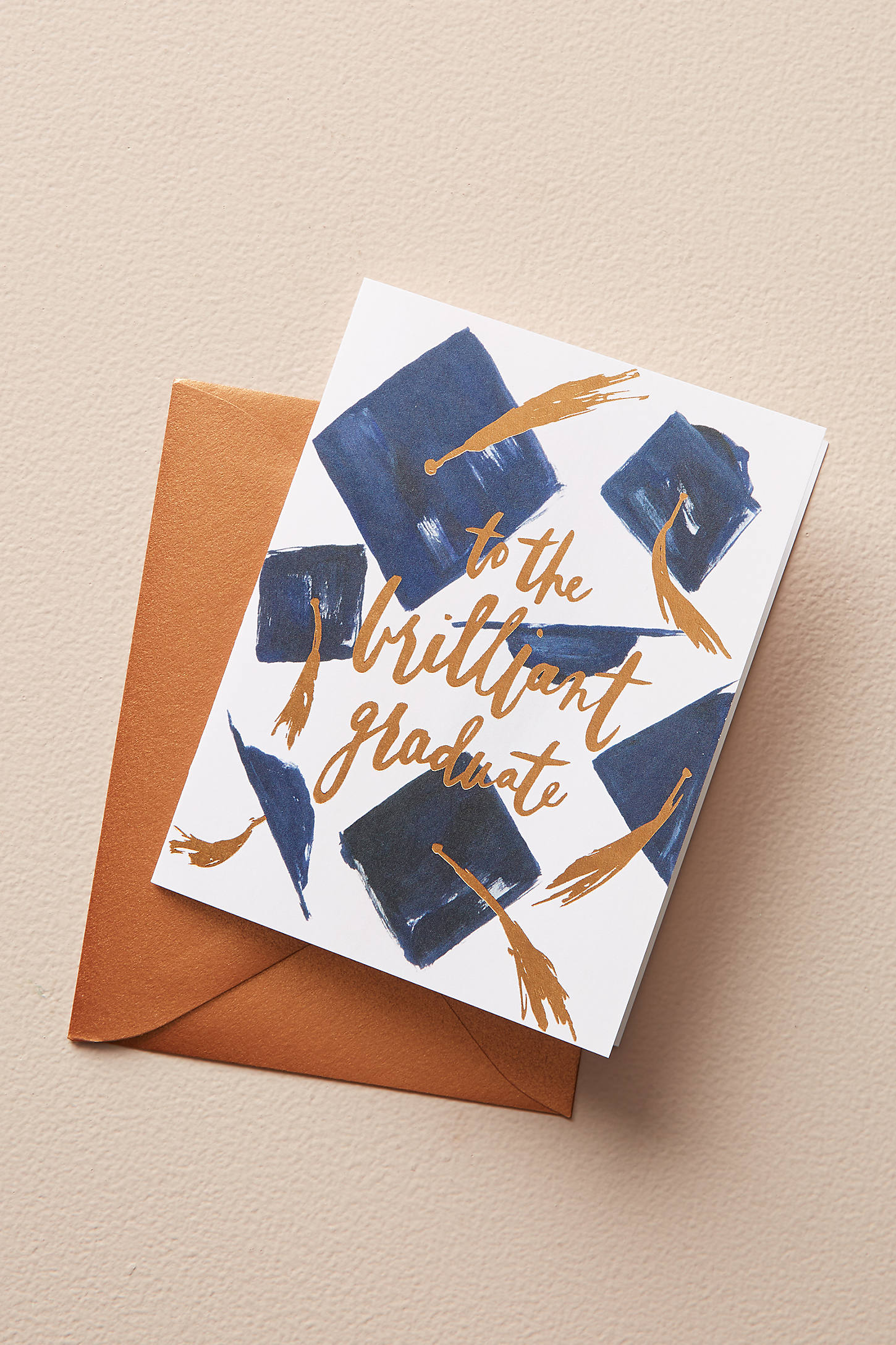 Brilliant Graduate Card