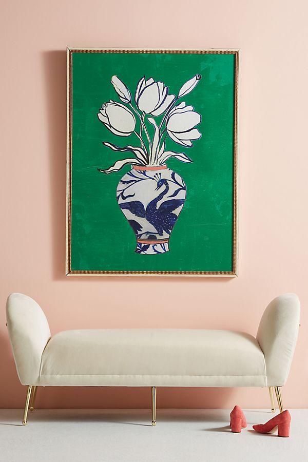 Flowers In A Vase Wall Art Anthropologie