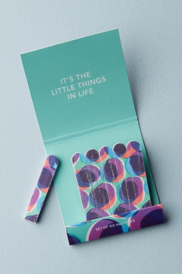 Artist Atelier Manicure Matchbook | Anthropologie