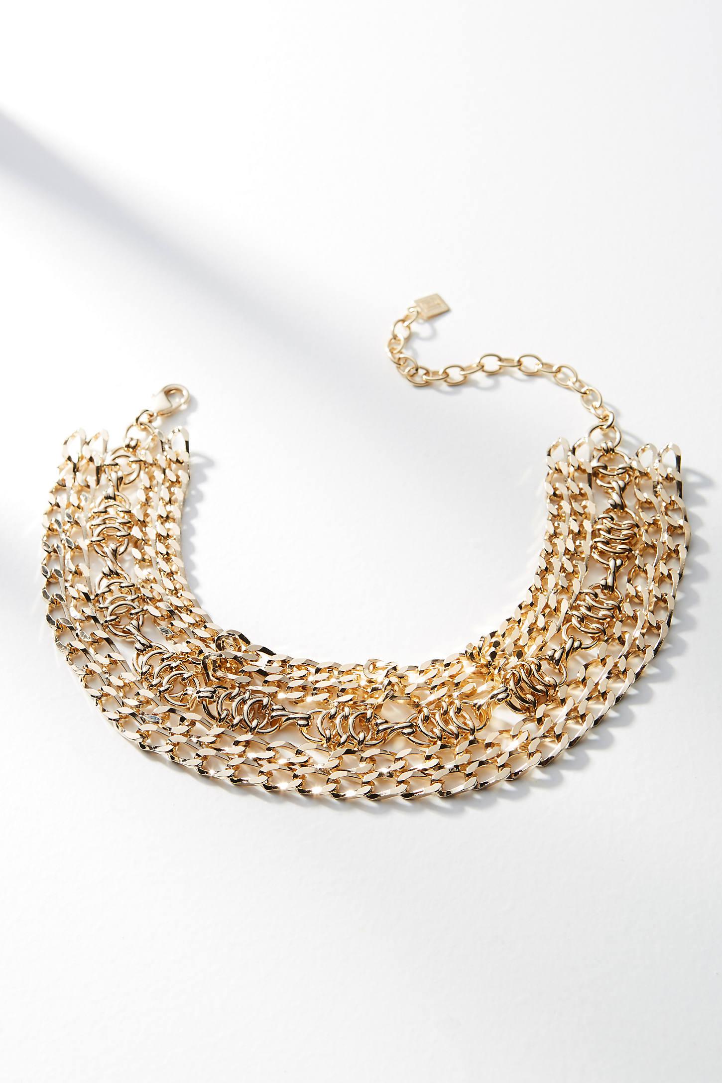 Eula Choker Necklace