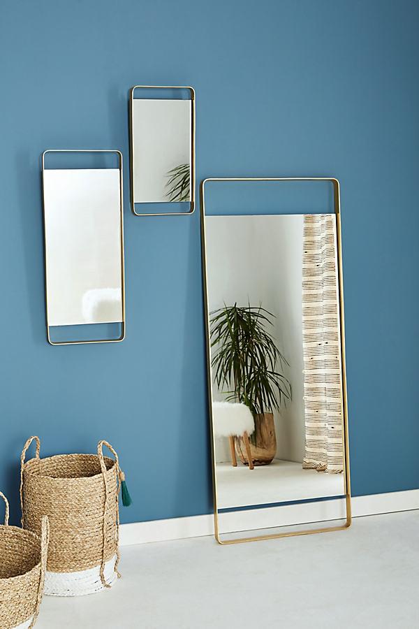 Midway Mirror - Bronze