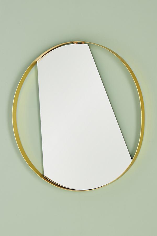 Juncture Spiegel - Bronze