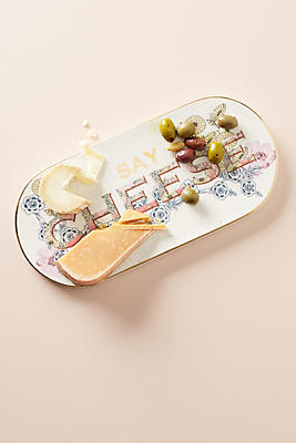 Slide View: 1: Say Cheese Board