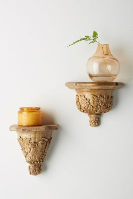 Bloom Corbel by Anthropologie