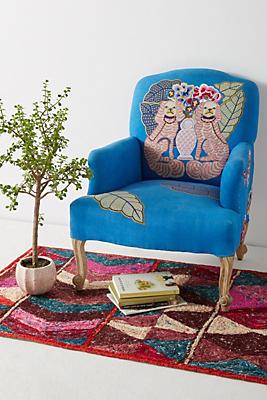 Slide View: 1: Palace Portrait Chair