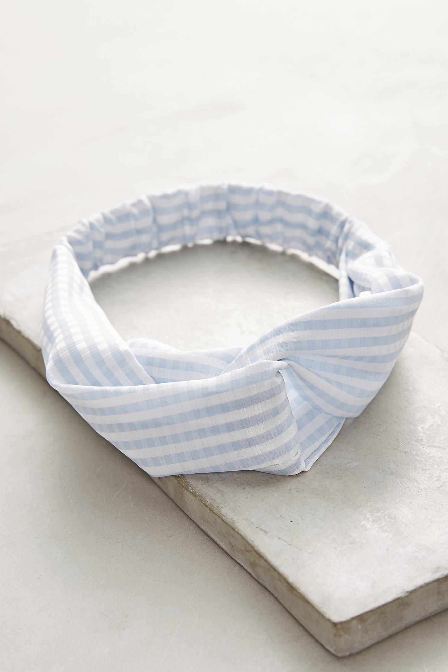 Gingham Headband