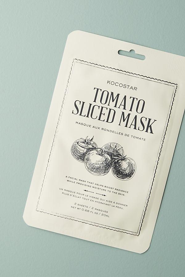Kocostar Sliced Face Mask - Red