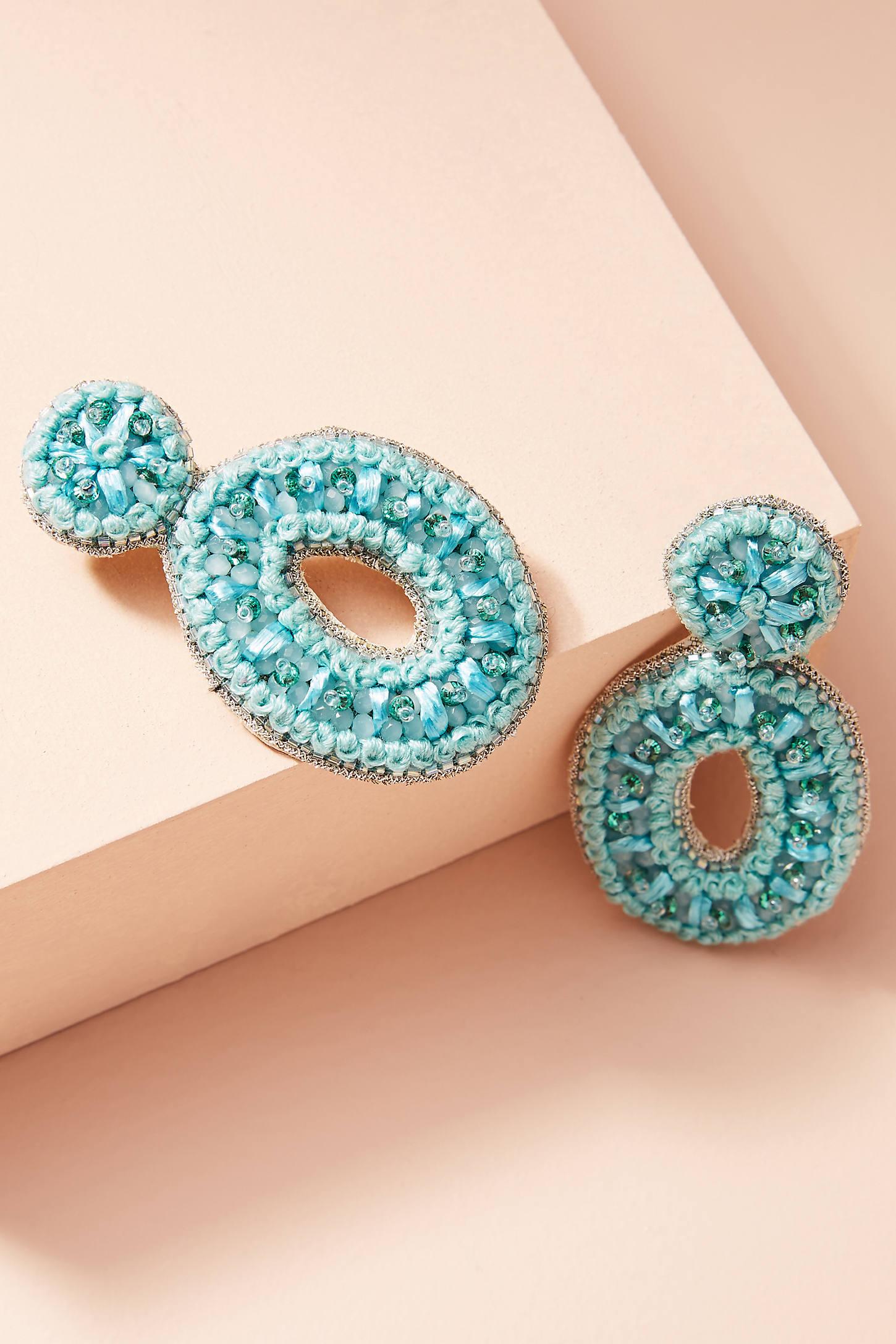 Celeste Drop Earrings