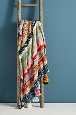 Slide View: 1: Stitchplay Throw Blanket