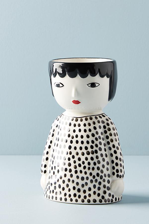 Kinska Melena Face Pot - Assorted