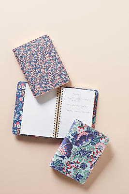 Slide View: 3: Liberty for Anthropologie Journal