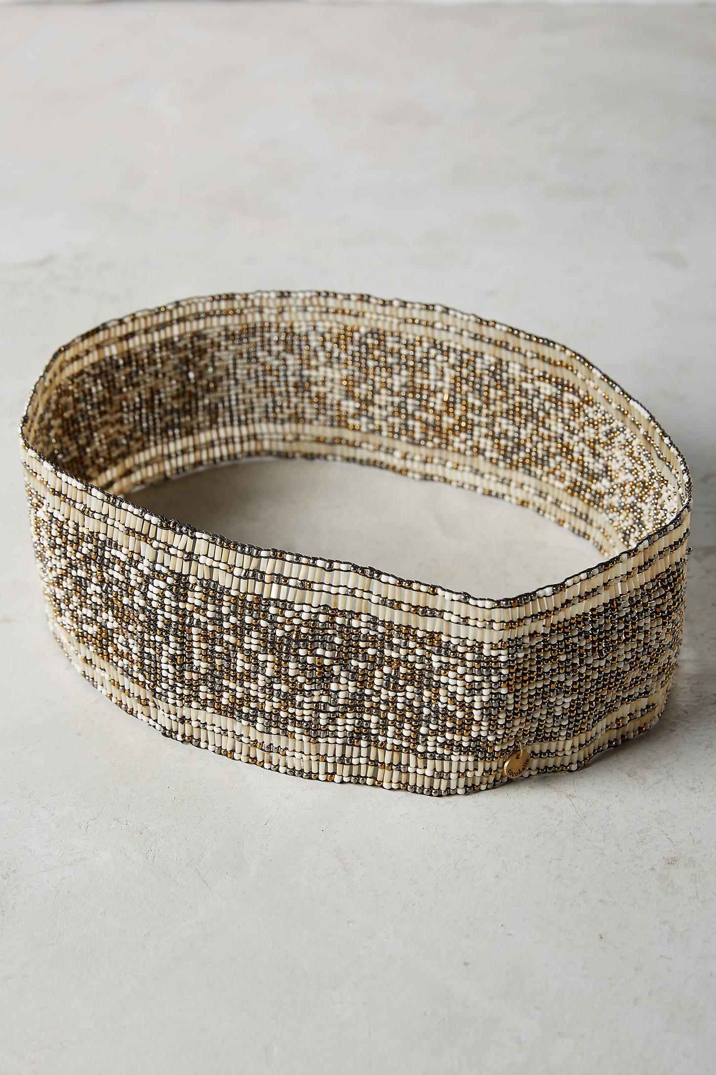 Shira Beaded Belt
