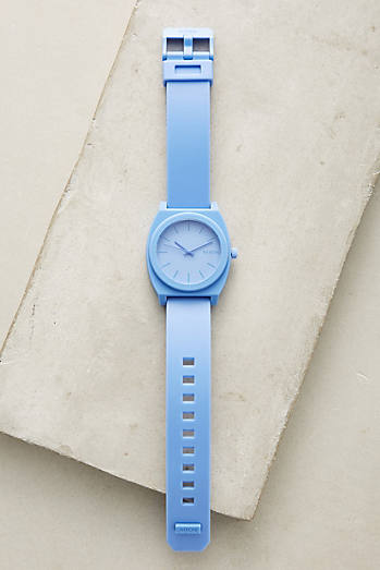 Periwinkle Time Teller Watch