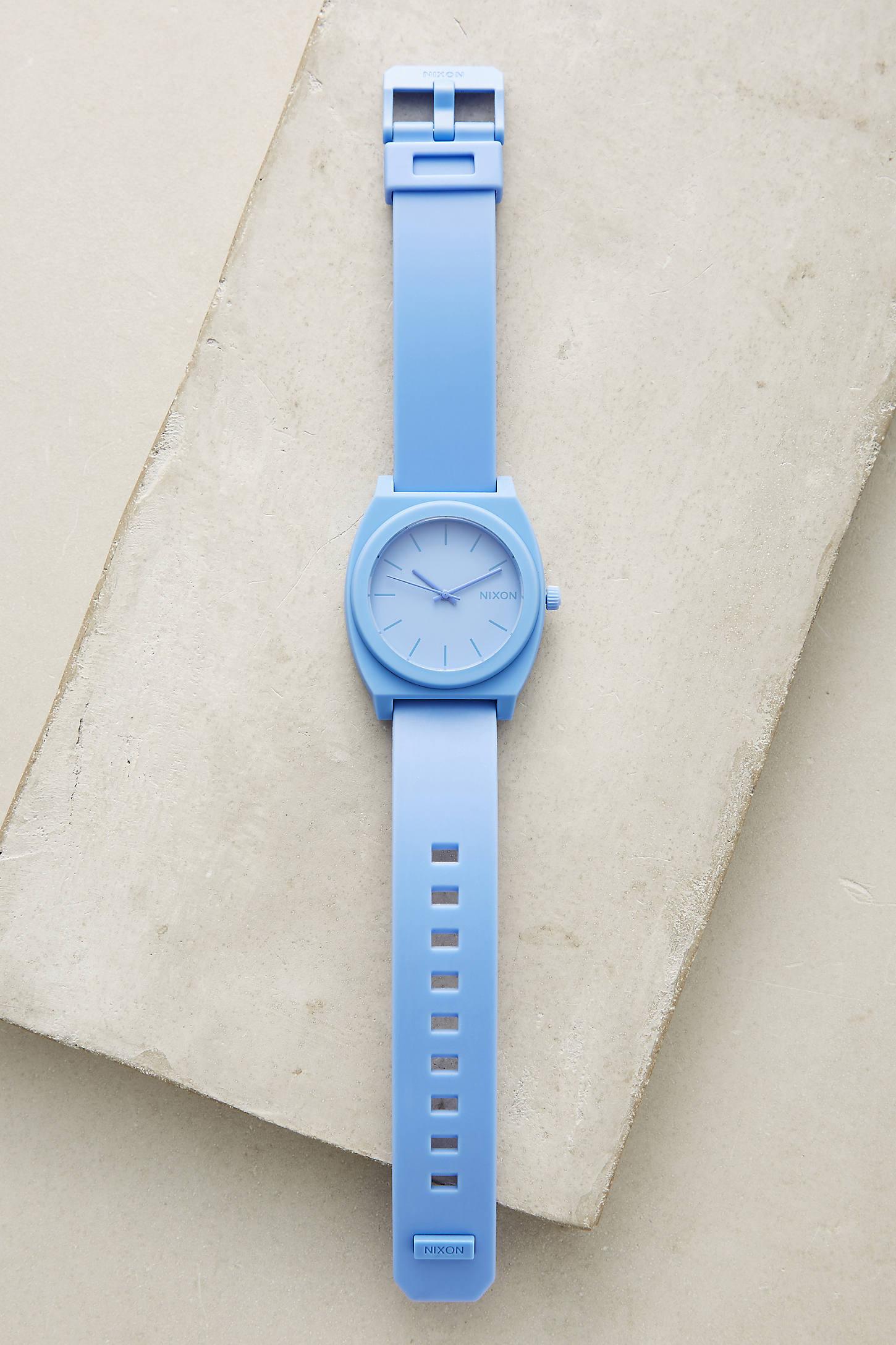 Periwinkle Time Teller Watch