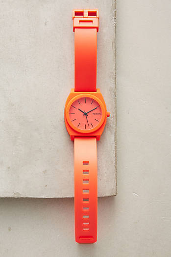 Neon Time Teller Watch