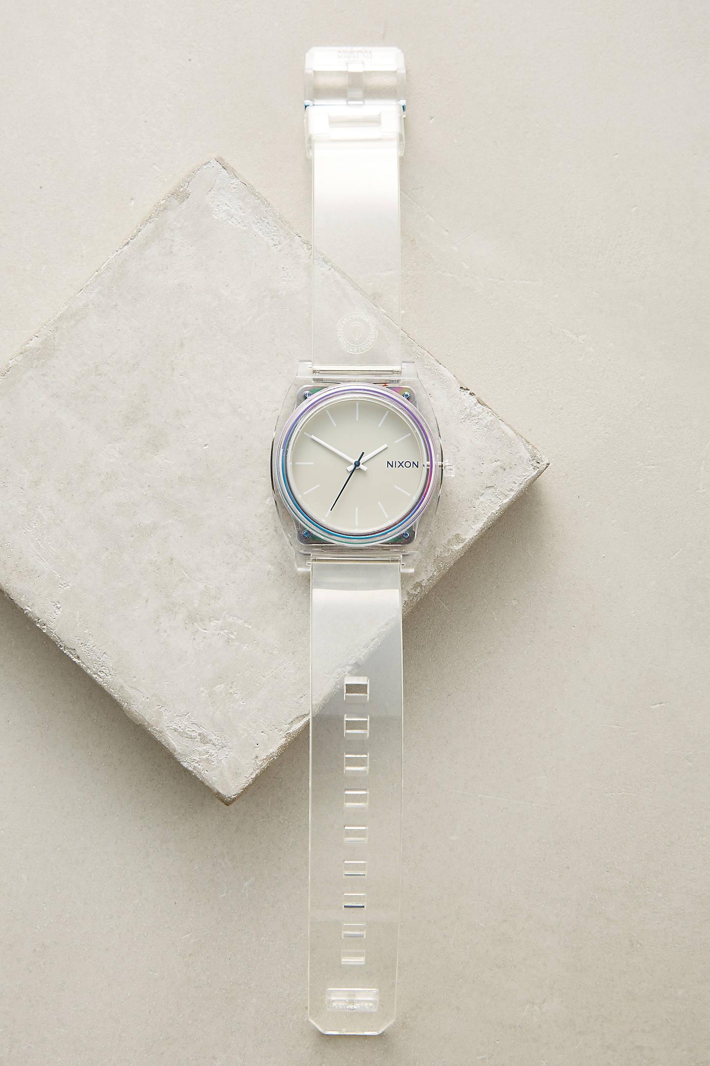 Translucent Time Teller Watch