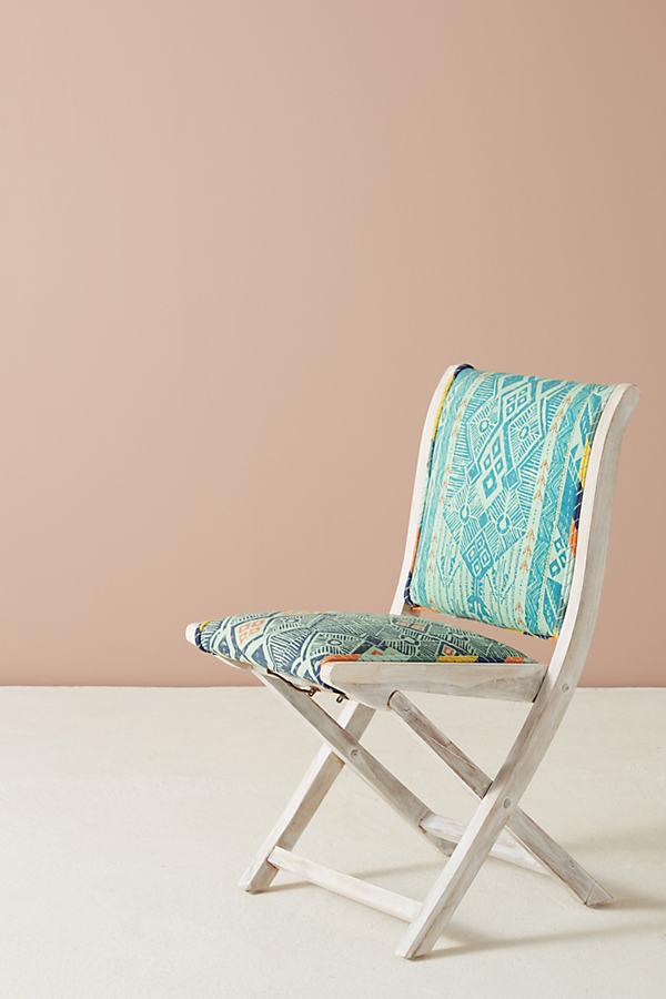 Adama Terai Chair - Lime