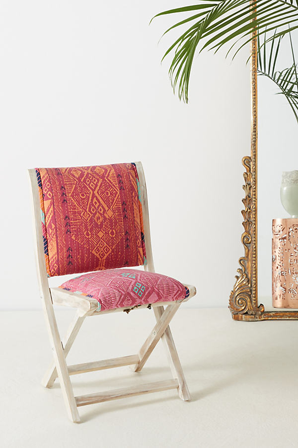 Adama Terai Chair - Rose