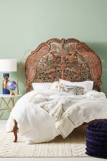 Bed Frames Amp Headboards Anthropologie