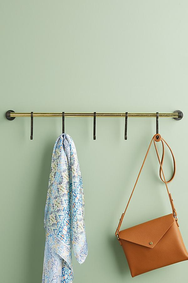 Luxe Villa Hook Rack - Bronze