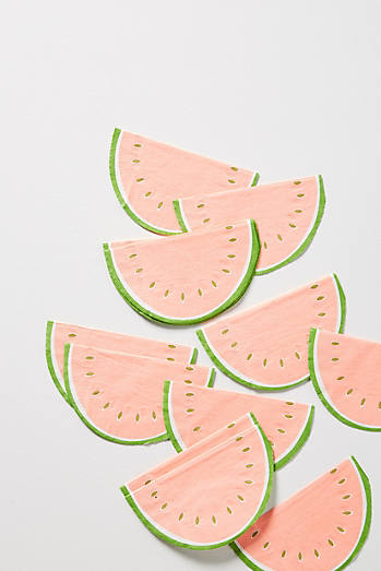 Watermelon Paper Napkin Set